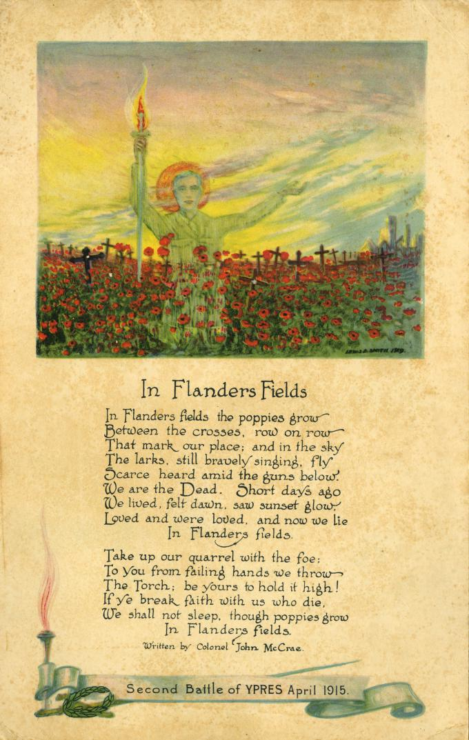 Poetry | Wartime Canada
