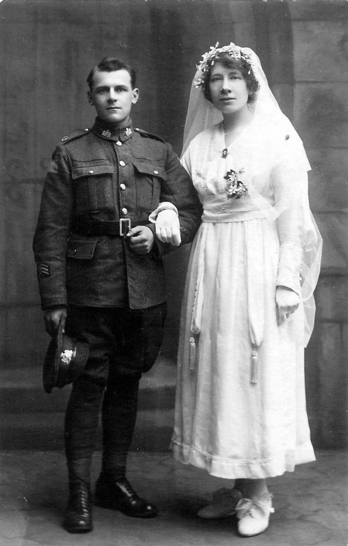 Affairs Canadian War Bride 92