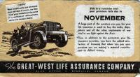Army jeep Winnipeg insurance premium reminder