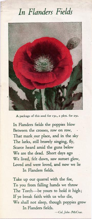 Canadian Poems of the Great War (Classic Reprint)